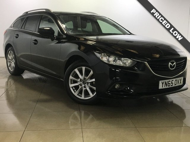View our 2015 65 MAZDA 6 2.2 D SE-L NAV 5d 148 BHP