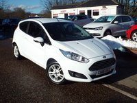 USED 2015 15 FORD FIESTA 1.0 ZETEC 3d 99 BHP FULL Ford Service History ONE Owner ZERO Rate Road Tax