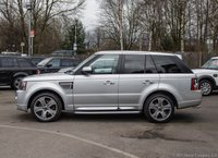 2011 LAND ROVER RANGE ROVER SPORT 3.0 SDV6 AUTOBIOGRAPHY SPORT 5d AUTO 255 BHP SOLD TO ANDY AND JANET £SOLD