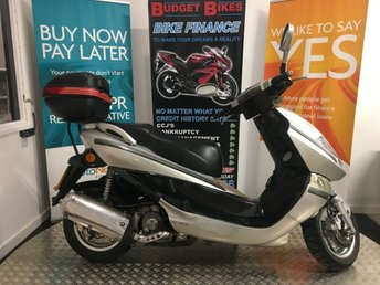 View our KYMCO EGO 250
