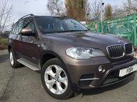 USED 2010 60 BMW X5 3.0 XDRIVE30D SE 5d AUTO 241BHP 2KEYS+HISTORY+19ALLOYS+CRUISE+