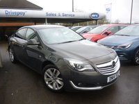 USED 2014 14 VAUXHALL INSIGNIA 1.8 SRI 5d 138 BHP NEED FINANCE? WE STRIVE FOR 94% ACCEPTANCE
