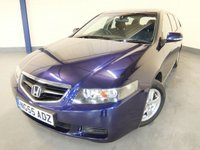 2006 HONDA ACCORD 2.0 SE VTEC 5d 155 BHP £1690.00