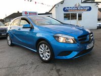 2013 MERCEDES-BENZ A CLASS 1.8 A180 CDI BLUEEFFICIENCY SE 5d AUTO 109 BHP £SOLD