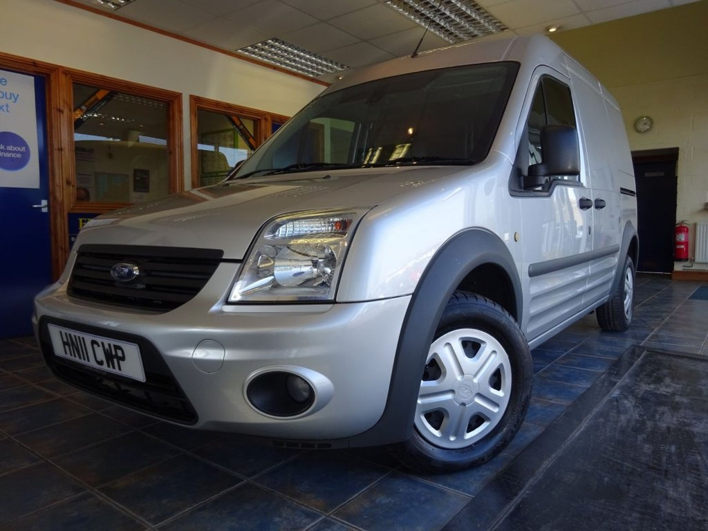 USED 2011 11 FORD TRANSIT CONNECT 1.8 T230 TREND HR CDPF 1d 110 BHP
