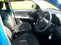 USED 2011 11 HYUNDAI I10 1.2 CLASSIC 5d 85 BHP Locally Owned, JUST 19,000 Miles From New, Ultra Low Running Costs, Practical Five Door Quality Hatchback!!!