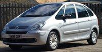 2007 CITROEN XSARA PICASSO 1.6 PICASSO DESIRE 16V 5d 108 BHP £2100.00