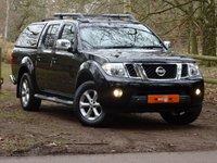 2010 NISSAN NAVARA 2.5 dCi Tekna Double Cab Pickup 4dr £11950.00