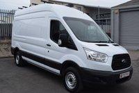 2014 FORD TRANSIT 350 L3 H3 2.2 125 BHP Rear Wheel Drive - Low Mileage £11450.00