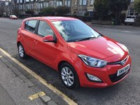 USED 2014 14 HYUNDAI I20 1.2 ACTIVE 5d 84 BHP PRICE INCLUDES A 6 MONTH AA WARRANTY DEALER CARE EXTENDED GUARANTEE, 1 YEARS MOT AND A OIL & FILTERS SERVICE. 6 MONTHS FREE BREAKDOWN COVER.   *LIKE AND SHARE OUR FACEBOOK PAGE*