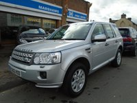 USED 2012 12 LAND ROVER FREELANDER 2.2 SD4 XS 5d AUTO 190 BHP