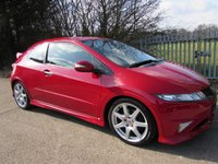 USED 2011 11 HONDA CIVIC 2.0 I-VTEC TYPE-R GT 3d 198 BHP One Former Keeper + FSH