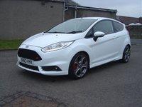 2013 FORD FIESTA 1.6 ST-2 3d 180 BHP £8450.00