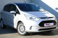 USED 2012 62 FORD B-MAX 1.0 TITANIUM 5d 118 BHP CITY PACK + ACTIVE CITY STOP