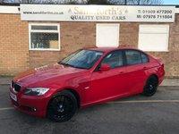 2009 BMW 3 SERIES 2.0 318I SE BUSINESS EDITION 4d 141 BHP FSH, LEATHER NAV £6995.00