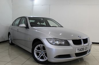 2008 BMW 3 SERIES 2.0 320I SE 4DR 169 BHP £4870.00