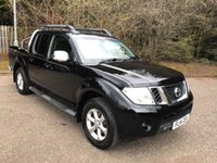 USED 2014 14 NISSAN NAVARA 2.5 DCI TEKNA 4X4 NO VAT 4DR PICK UP 188 BHP 6 MONTHS PARTS+ LABOUR WARRANTY+AA COVER