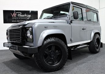 2012 LAND ROVER DEFENDER 2.2 TD XS STATION WAGON 1d 190 BHP £SOLD