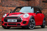 USED 2015 65 MINI HATCH JOHN COOPER WORKS 2.0 John Cooper Works (Chili) Sport Auto (s/s) 3dr **NOW SOLD**