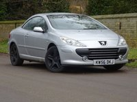 2007 PEUGEOT 307 2.0 SPORT HDI 2dr  £1790.00