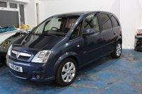2008 VAUXHALL MERIVA 1.6 BREEZE PLUS 5d 100 BHP £2495.00