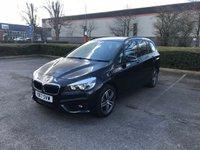 2017 BMW 2 SERIES 1.5 218I SPORT GRAN TOURER 5d AUTO 134 BHP £SOLD