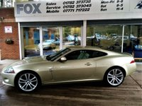 USED 2008 08 JAGUAR XK 4.2 COUPE 2d 294 BHP