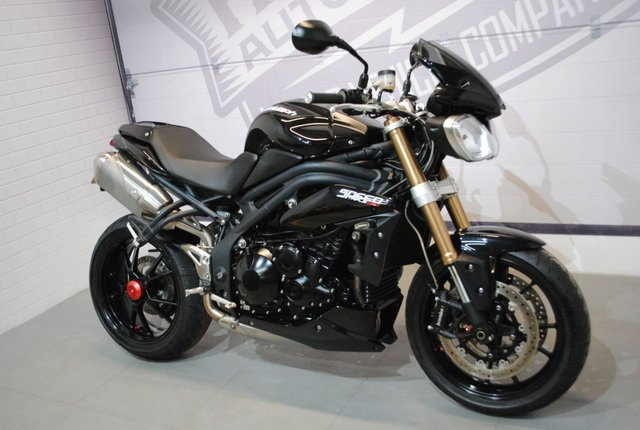 2012 62 TRIUMPH SPEED TRIPLE 1050 1050cc SPEED TRIPLE 1050