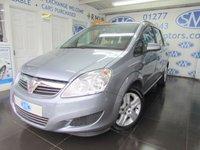 2009 VAUXHALL ZAFIRA 1.9 EXCLUSIV CDTI 5d AUTO 120 BHP £4000.00