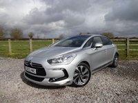 2013 CITROEN DS5 2.0 HDI DSPORT 5d AUTO 161 BHP £10490.00