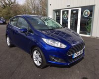 USED 2014 64 FORD FIESTA 1.25 ZETEC THIS VEHICLE IS AT SITE 1 - TO VIEW CALL US ON 01903 892224