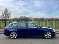 2012 AUDI A4 1.8 AVANT TFSI S LINE 5d 168 BHP £12995.00