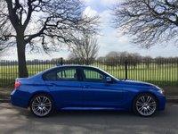 2013 BMW 3 SERIES 2.0 320I XDRIVE M SPORT 4d 181 BHP £13995.00
