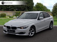 USED 2014 14 BMW 3 SERIES 2.0 320D EFFICIENTDYNAMICS 4d AUTO 161 BHP SATELITE NAVIGATION SATELITE NAVIGATION
