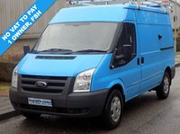 USED 2011 11 FORD TRANSIT 2.2 FWD 330 MWB MEDIUM ROOF 115 BHP 6 SPEED 1 Owner, Full Service History