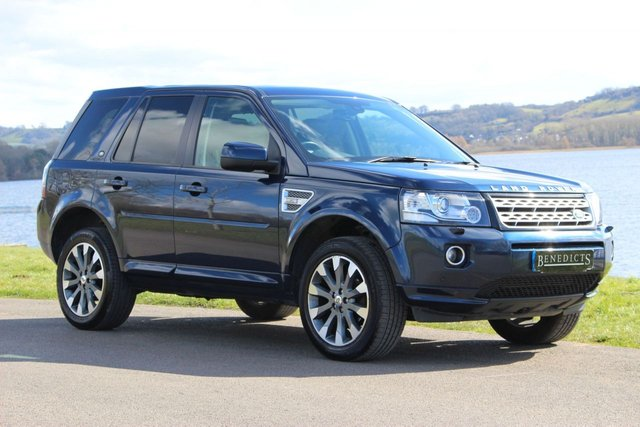 2012 62 LAND ROVER FREELANDER 2.2 SD4 HSE LUXURY 5d AUTO 190 BHP