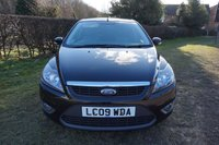 """USED 2009 09 FORD FOCUS 1.6 ZETEC 5d 100 BHP HISTORY-PRIVACY GLASS-ALLOYS Excellent S/History, 17"""" Alloys, Privacy Glass, B/tooth"""