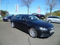 2009 AUDI A4 2.0 TDI SE 4d 143 BHP £4999.00