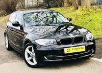 2009 BMW 1 SERIES 2.0 116D SPORT 5d 114 BHP £6248.00