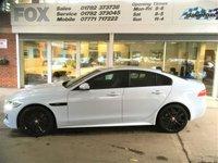 2015 JAGUAR XE 2.0 GTDI R-SPORT 4d AUTO 237 BHP £21975.00