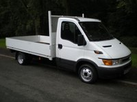 2004 IVECO DAILY 2.3 35C12 3.75 WB 1d 116 BHP £2495.00
