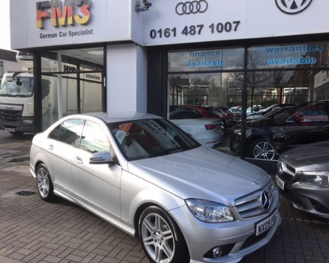 View our MERCEDES-BENZ C 220