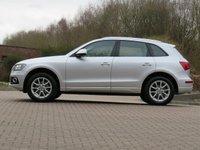 USED 2013 13 AUDI Q5 2.0 TDI QUATTRO SE 5d AUTO 175 BHP