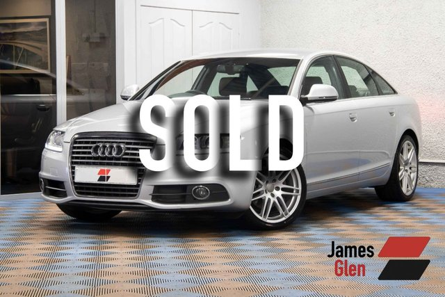 USED 2011 11 AUDI A6 2.0 TDI S LINE SPECIAL EDITION 4d 168 BHP Two Owners | Full Audi Service History