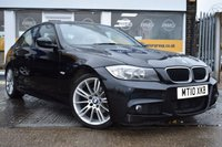 2010 BMW 3 SERIES 2.0 318D M SPORT BUSINESS EDITION 4d 141 BHP £8299.00