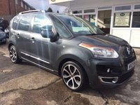 USED 2012 12 CITROEN C3 PICASSO 1.6 PICASSO EXCLUSIVE HDI 5d 91 BHP