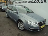 USED 2009 09 VOLKSWAGEN PASSAT 2.0 HIGHLINE TDI DSG 5d AUTO 170 BHP One Local Owner Full Volkswagen Dealer History