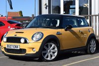 2007 MINI HATCH COOPER 1.6 COOPER S 3d 172 BHP £4395.00