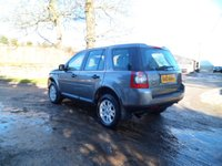 USED 2008 58 LAND ROVER FREELANDER 2.2 TD4 XS 5d 159 BHP FULL LANDROVER SERVICE HISTORY. JUST SERVICED. HIGH SPEC. EXCELLENT CONDITION