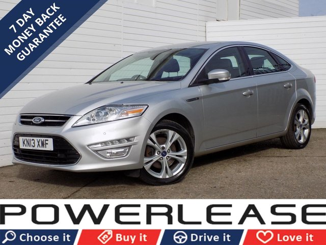 USED 2013 13 FORD MONDEO 2.0 TITANIUM X TDCI 5d 138 BHP LEATHER DAB HEATED SEATS FSH
